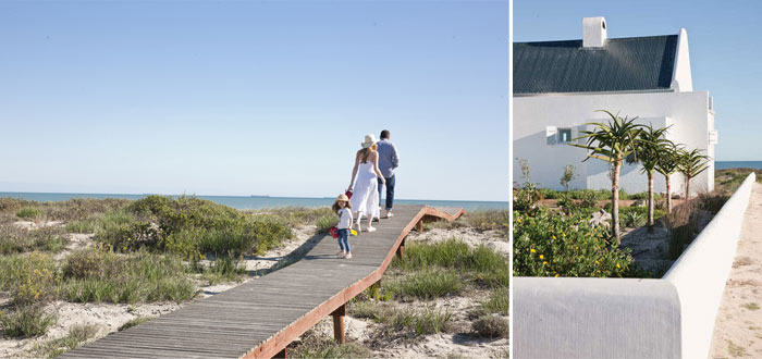 Adorable South African beach house in Dwarskersbos | My Cosy Retreat
