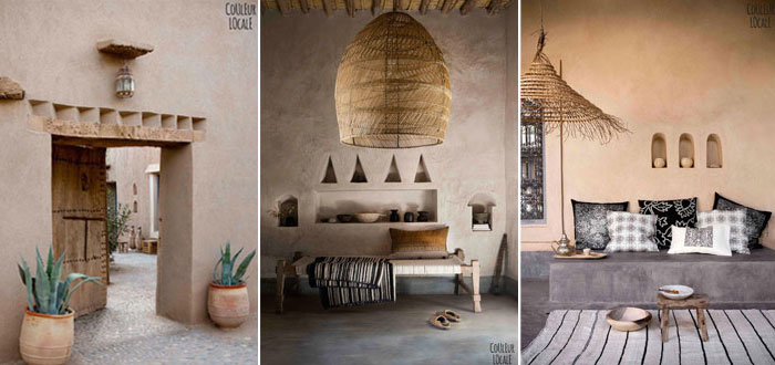 A stunning Moroccan home, decorated by Couleur Locale Conceptstore