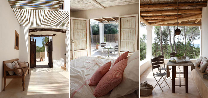 A lovely Spanish rustic retreat on Formentera