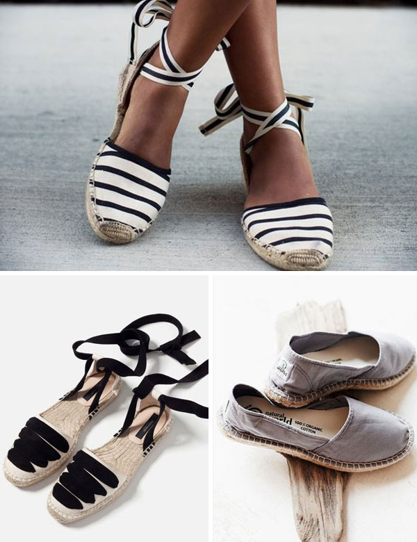 15 chic and comfy summer espadrilles | My Cosy Retreat