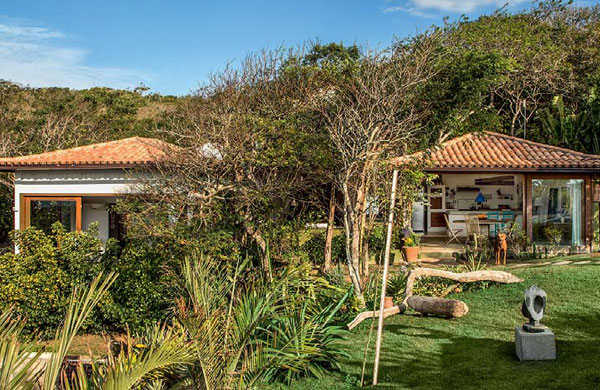 A cute Brazilian summer home with lovely views   My Cosy Retreat