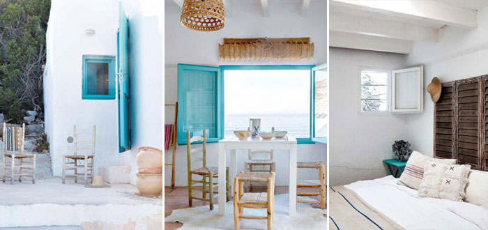 A dreamy summer rustic retreat in Alicante, Spain