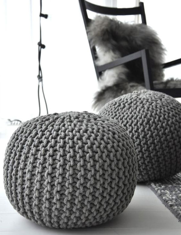 10 lovely DIY knitted home accessories   My Cosy Retreat