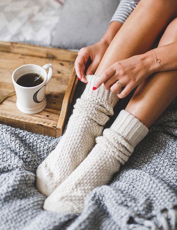 Romantic winter mood a few days before Christmas   My Cosy Retreat