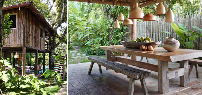Cnn anchor anderson cooper 39 s exotic brazilian vacation home for Exotic retreat furniture
