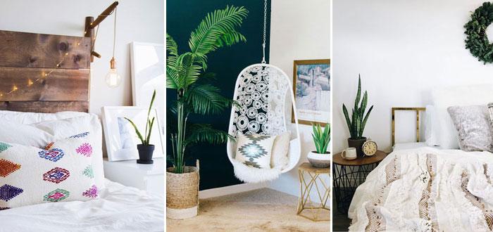 10 stunning boho-chic bedroom designs