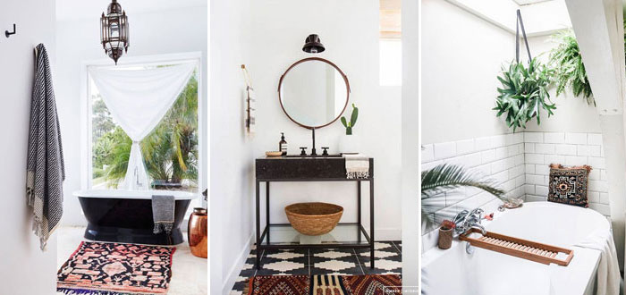 10 stunning ethnic bathroom designs