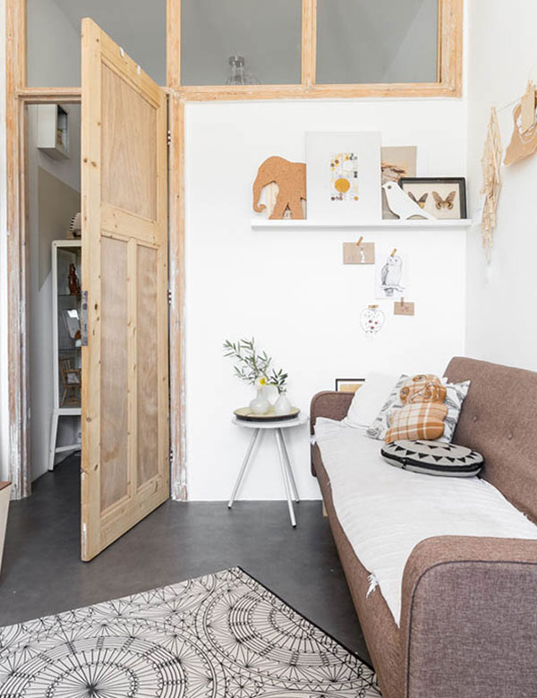 A serene Dutch home in natural color palette   My Cosy Retreat