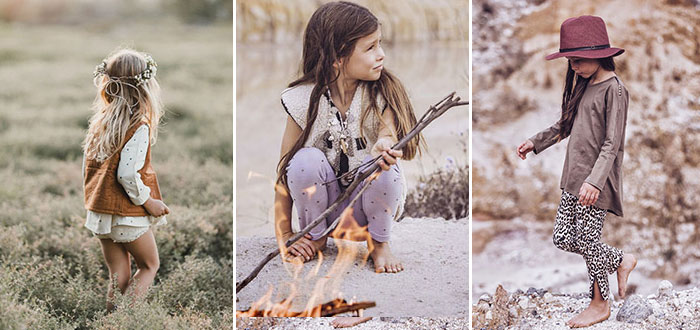 10 awesome kids boho looks