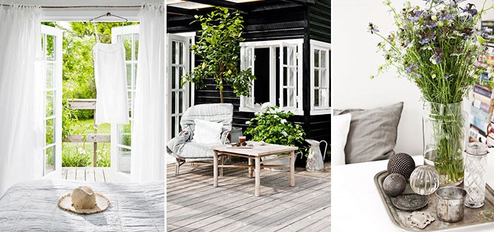 Tine K's dreamy Scandinavian summer cottage | My Cosy Retreat