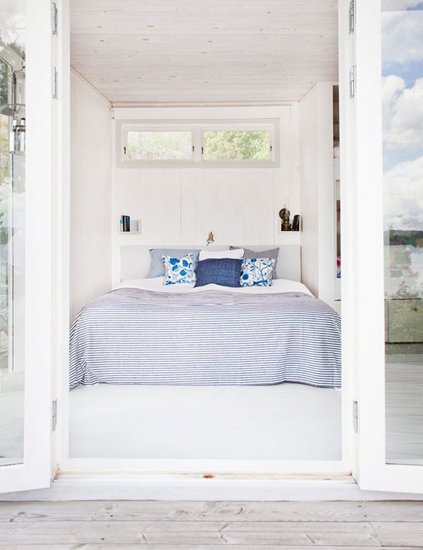 A 15 m² tiny summer cottage in Sweden   My Cosy Retreat