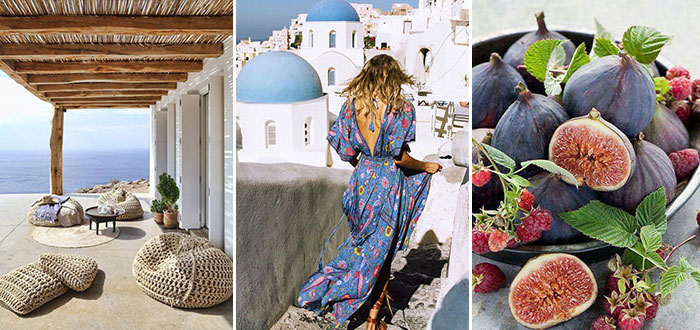 Lovely Mediterranean summer vibes…