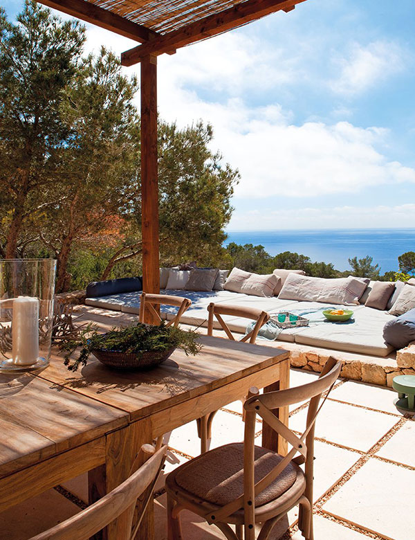 A dreamy summer vacation villa on the island of Formentera | My Cosy Retreat