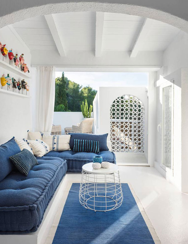 The Spanish white coastal home of interior designer Carlos Serra | My Cosy Retreat