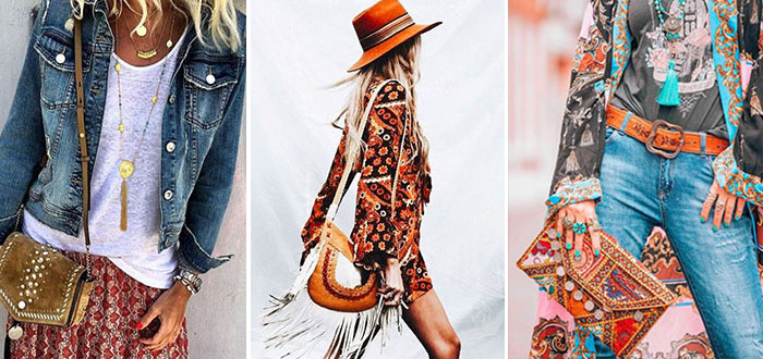 10 gorgeous spring boho-chic outfits