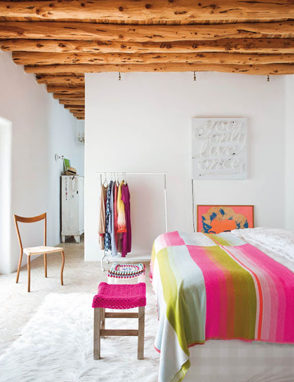 A happy colorful summer home on Ibiza | My Cosy Retreat