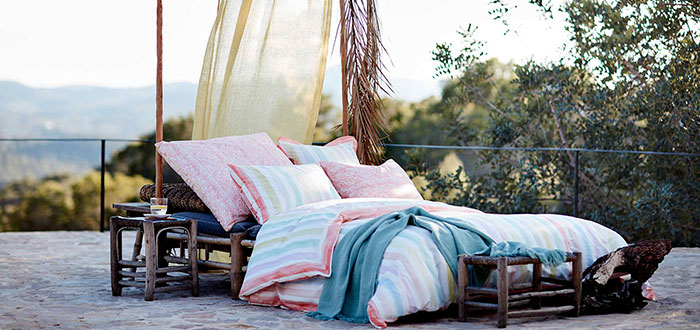 Linen Colorist: the magical Zara Home Summer Collection 2018