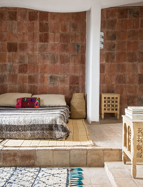 Gorgeous colorful Moroccan home, located in the city of Taroudant | My Cosy Retreat
