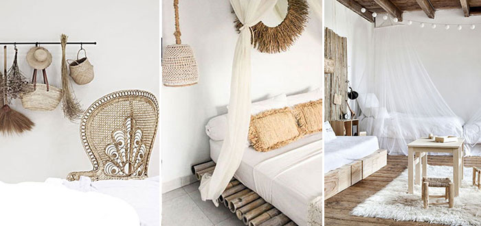 11 absolutely stunning minimalist boho bedroom designs