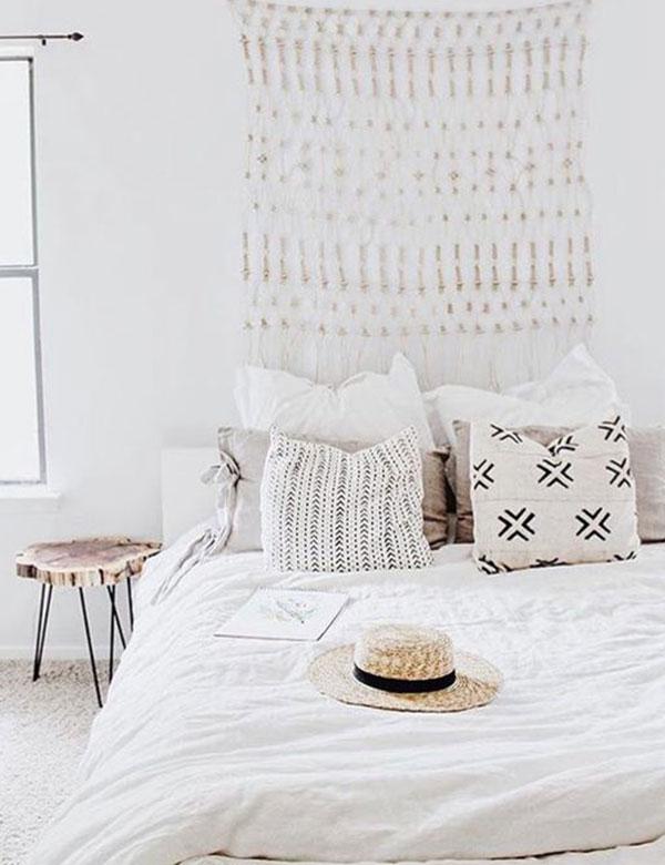 11 Absolutely Stunning Minimalist Boho Bedroom Designs My Cosy Retreat