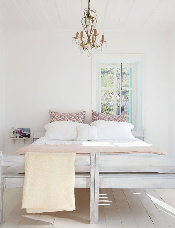 Romantic Greek summer home on the island of Lesbos | My Cosy Retreat